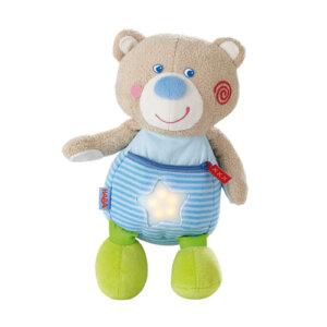 Haba Αρκουδάκι αγκαλίτσας με φως, κουκλα, παιχνιδια με μωρα, παιχνιδια για μωρα, κουκλεσ, μωρο, παιχνιδια για κοριτσια με μωρα, mvrakia, κουκλα μου, παιδικα παιχνιδια, εκπαιδευτικα παιχνιδια, haba, haba 300590, haba παιχνιδια, haba παιδικα επιπλα, haba φωτιστικα, haba σχολικες τσαντες, haba φωτακι νυκτος, haba furniture online shop, haba toys