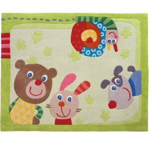 Haba Χαλί ακρυλικό 'Χαρούμενα Ζωάκια', χαλιά, χαλια, χαλί, παιδικά χαλιά, xalia, xali, παιδικά χαλιά, παιδικό χαλί, χαλιά για παιδικό δωμάτιο, βρεφικά χαλιά, παιδικα επιπλα, παιδικά έπιπλα, έπιπλα, επιπλα, παιδικό δωμάτιο, παιδικο δωματιο, διακόσμηση, ξύλινες βιβλιοθήκες, ξυλινη βιβλιοθηκη, βιβλιοθηκες για παιδια, βιβλιοθηκη για παιδια, βρεφικα δωματια, παιδικο δωματιο, παιδικα, μωρο, μωρα, haba, haba παιχνιδια, haba παιδικα επιπλα, haba φωτιστικα, haba σχολικες τσαντες, haba φωτακι νυκτος, haba furniture online shop, haba toys, haba 300906