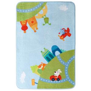 Haba Χαλί πολυεστερικό 'Ταξίδι στην Πόλη', χαλιά, χαλια, χαλί, παιδικά χαλιά, xalia, xali, παιδικά χαλιά, παιδικό χαλί, χαλιά για παιδικό δωμάτιο, βρεφικά χαλιά, παιδικα επιπλα, παιδικά έπιπλα, έπιπλα, επιπλα, παιδικό δωμάτιο, παιδικο δωματιο, διακόσμηση, ξύλινες βιβλιοθήκες, ξυλινη βιβλιοθηκη, βιβλιοθηκες για παιδια, βιβλιοθηκη για παιδια, βρεφικα δωματια, παιδικο δωματιο, παιδικα, μωρο, μωρα, haba, haba παιχνιδια, haba παιδικα επιπλα, haba φωτιστικα, haba σχολικες τσαντες, haba φωτακι νυκτος, haba furniture online shop, haba toys, haba 302927