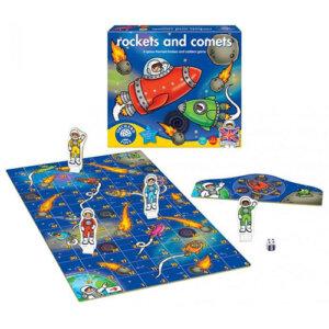 Orchard Toys Επιτραπέζιο παιχνίδι 'Ρουκέτες και Κομήτες', επιτραπέζια παιχνίδια, επιτραπεζια, επιτραπεζια παιχνιδια, εκπαιδευτικά παιχνίδια, παιδαγωγικά παιχνίδια, παιδικά παιχνίδια, δώρα, δώρο, επιτραπέζια, παιχνίδια για κορίτσια, παιχνίδια για αγόρια, πεχνιδια, παιχνιδια, paixnidia, pexnidia, orchard toys, Παιδικά Επιτραπέζια Παιχνίδια Orchard Toys, Επιτραπέζια Παιχνίδια Orchard Toys, orchard toys public, orchard toys ελλαδα, orchard παιχνιδια, orchard games, orchard 061