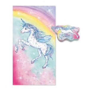 """Μαγική Πετσέτα """"Unicorn Paradise"""",παιδικές πετσέτες, πετσέτα, πετσέτες, πετσετούλες, petseta, petsetes, λευκα ειδη, ειδη κολυμβητηριου, βρεφικα ειδη, αξεσουαρ καροτσιου, παιχνιδια φροντιδα, παιχνιδια με μωρα φροντιδα, βρεφικα παιχνιδια, βρεφικα, παιδικα αξεσουαρ, pexnidia, παιχνιδια, βρεφικά, βρεφικα, παιχνίδι, paidika paixnidia, παιδικά παιχνίδια, παιχνίδια παιδικά, βρεφικά παιχνίδια, μονόκερος, unicorn paradise, spiegelburg, spiegelburg 14541"""