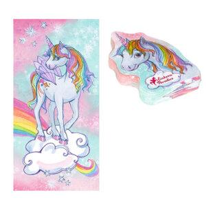"""Μαγική Πετσέτα """"Unicorn Paradise"""", παιδικές πετσέτες, πετσέτα, πετσέτες, πετσετούλες, petseta, petsetes, λευκα ειδη, ειδη κολυμβητηριου, βρεφικα ειδη, αξεσουαρ καροτσιου, παιχνιδια φροντιδα, παιχνιδια με μωρα φροντιδα, βρεφικα παιχνιδια, βρεφικα, παιδικα αξεσουαρ, pexnidia, παιχνιδια, βρεφικά, βρεφικα, παιχνίδι, paidika paixnidia, παιδικά παιχνίδια, παιχνίδια παιδικά, βρεφικά παιχνίδια, μονόκερος, unicorn paradise, spiegelburg, spiegelburg 14601"""