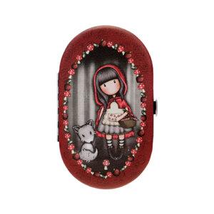 """Σετ Μανικιούρ Santoro Gorjuss """"Little Red Riding Hood"""" 424GJ16, Σετ μανικιούρ, Συσκευές Μανικιούρ-Πεντικιούρ, Αξεσουάρ Νυχιών, Εργαλεία μανικιούρ πεντικιούρ, Είδη μανικιούρ - ονυχοπλαστικής, σετ περιποιησης νυχιων, αξεσουαρ γυναικεια, santoro, santoro gorjuss τσαντες, santoro gorjuss bags, santoro gorjuss κασετινες, gorjuss story, santoro gorjuss πορτοφολια, gorjuss santoro ελλαδα, santoro πορτοφολια, santoro κασετινες, santoro gorjuss bags, santoro london, 424GJ16"""