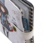 Θήκη για κάρτες Santoro gorjuss «The Hatter» 583GJ06