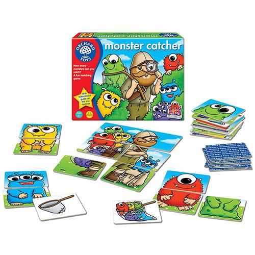 """Orchard Toys Επιτραπέζιο παιχνίδι """"Τα Τερατάκια"""""""