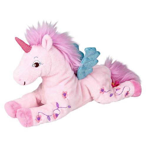 Μικρός Λούτρινος Μονόκερος Rosie «Unicorn Paradise»