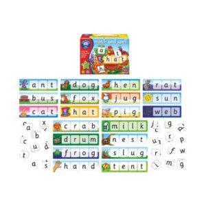 Orchard Toys Επιτραπέζιο παιχνίδι 'Ταιριάζω και Συλλαβίζω', επιτραπέζια παιχνίδια, επιτραπεζια, επιτραπεζια παιχνιδια, εκπαιδευτικά παιχνίδια, παιδαγωγικά παιχνίδια, παιδικά παιχνίδια, δώρα, δώρο, επιτραπέζια, παιχνίδια για κορίτσια, παιχνίδια για αγόρια, πεχνιδια, παιχνιδια, paixnidia, pexnidia, orchard toys, Παιδικά Επιτραπέζια Παιχνίδια Orchard Toys, Επιτραπέζια Παιχνίδια Orchard Toys, orchard toys public, orchard toys ελλαδα, orchard παιχνιδια, orchard games, orchard 004