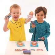 """Orchard Toys Επιτραπέζιο παιχνίδι """"Γουρουνάκια με σορτσάκια"""""""