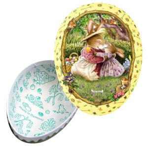 Πασχαλινό αυγό Beatrix Potter Hugs 15 εκ., nestler, πασχαλινες λαμπαδες, αυγα, πασχαλινο τραπεζι, διακοσμητικα, δωρο πασχα, pasxa, glyka, πασχα, λαμπαδεσ, βαψιμο αυγων, πασχαλινη διακοσμηση, ιδεεσ για παιδικο παρτυ, lampades, κοκκινα αυγα, πασχαλινα αυγα, αυγα πασχαλινα, παιδικο παρτυ, λαμπαδεσ πασχαλινεσ χονδρικη, πασχαλινα αυγα με ντεκουπαζ, βαψιμο αυγων με χαρτι γκοφρε, πασχαλινα παιχνιδια, ντεκουπαζ σε αυγα, pasxalina ayga, pasxalina, το πασχα