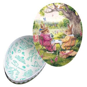 Πασχαλινό αυγό Beatrix Potter Tea Time 15 εκ., nestler, πασχαλινες λαμπαδες, αυγα, πασχαλινο τραπεζι, διακοσμητικα, δωρο πασχα, pasxa, glyka, πασχα, λαμπαδεσ, βαψιμο αυγων, πασχαλινη διακοσμηση, ιδεεσ για παιδικο παρτυ, lampades, κοκκινα αυγα, πασχαλινα αυγα, αυγα πασχαλινα, παιδικο παρτυ, λαμπαδεσ πασχαλινεσ χονδρικη, πασχαλινα αυγα με ντεκουπαζ, βαψιμο αυγων με χαρτι γκοφρε, πασχαλινα παιχνιδια, ντεκουπαζ σε αυγα, pasxalina ayga, pasxalina, το πασχα