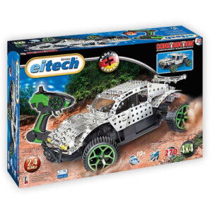 eitech μεταλλική κατασκευή τηλεκατευθυνόμενο Desert Truck 2.4 GHZ