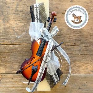 Πασχαλινές Λαμπάδες με Μουσικά Όργανα