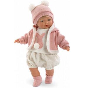 Κούκλα Carol Μωρό Llorens 33 cm, κουκλα, παιχνιδια με μωρα, παιχνιδια για μωρα, κουκλεσ, μωρο, παιχνιδια για κοριτσια με μωρα, mvrakia, κουκλα μου, παιδικα παιχνιδια, εκπαιδευτικα παιχνιδια, Llorens, κουκλες Llorens, κουκλα Llorens, Llorens 33276