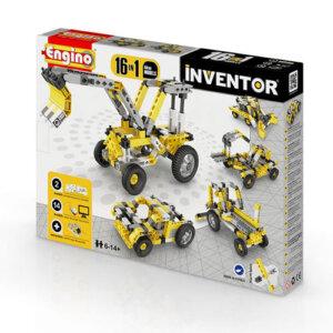 Engino INVENTOR 16 MODELS INDUSTRIAL, playmobil, plan toys, engino toys, engino robotics, toys cyprus, engino cyprus, engino παιχνιδια, παιχνιδια κατασκευων για κοριτσια, παιχνιδια κατασκευων για αγορια, ρομποτική, ρομποτική για παιδιά, έξυπνα παιχνίδια, εκπαιδευτικά παιχνίδια για παιδιά, εκπαιδευτικά, παιδαγωγικά, επιστημονικά παιχνίδια, paixnidia, pexndia, παιχνιδια, παιχνίδια, παιδικα παιχνιδια, παιχνίδια για κορίτσια, παιχνιδια για κοριτσια, παιχνιδια για αγορια, παιχνιδια για παιδια, engino, engino inventor