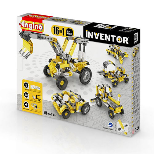 Engino INVENTOR 16 MODELS INDUSTRIAL