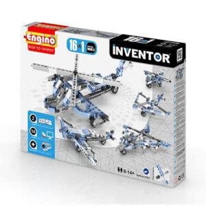 Engino INVENTOR 16 MODELS AIRCRAFTS, playmobil, plan toys, engino toys, engino robotics, toys cyprus, engino cyprus, engino παιχνιδια, παιχνιδια κατασκευων για κοριτσια, παιχνιδια κατασκευων για αγορια, ρομποτική, ρομποτική για παιδιά, έξυπνα παιχνίδια, εκπαιδευτικά παιχνίδια για παιδιά, εκπαιδευτικά, παιδαγωγικά, επιστημονικά παιχνίδια, paixnidia, pexndia, παιχνιδια, παιχνίδια, παιδικα παιχνιδια, παιχνίδια για κορίτσια, παιχνιδια για κοριτσια, παιχνιδια για αγορια, παιχνιδια για παιδια, engino, engino inventor