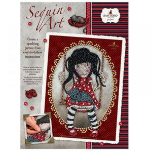 Santoro Gorjuss Sequin Art Σετ Χειροτεχνίας με Πούλιες Ruby 1713, χειροτεχνίες, χειροτεχνίες για παιδιά, κατασκευές, καλλιτεχνικά, εκπαιδευτικά παιχνίδια, ζωγραφική, ζωγραφιές, παιδαγωγικά, εκπαιδευτικά, παιδαγωγικά παιχνίδια, καλλιτεχνικά, παιχνιδια, πεχνιδια, paixnidia gia koritsia, παιχνιδια για παιδια, παιδικα παιχνιδια, santoro, santoro gorjuss τσαντες, santoro gorjuss bags, santoro gorjuss κασετινες, gorjuss story, santoro gorjuss πορτοφολια, gorjuss santoro ελλαδα, santoro πορτοφολια, santoro κασετινες, santoro gorjuss bags, santoro london, santoro gorjuss 1713