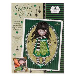 Santoro Gorjuss Sequin Art Σετ Χειροτεχνίας με Πούλιες The Scarf 1714, χειροτεχνίες, χειροτεχνίες για παιδιά, κατασκευές, καλλιτεχνικά, εκπαιδευτικά παιχνίδια, ζωγραφική, ζωγραφιές, παιδαγωγικά, εκπαιδευτικά, παιδαγωγικά παιχνίδια, καλλιτεχνικά, παιχνιδια, πεχνιδια, paixnidia gia koritsia, παιχνιδια για παιδια, παιδικα παιχνιδια, santoro, santoro gorjuss τσαντες, santoro gorjuss bags, santoro gorjuss κασετινες, gorjuss story, santoro gorjuss πορτοφολια, gorjuss santoro ελλαδα, santoro πορτοφολια, santoro κασετινες, santoro gorjuss bags, santoro london, santoro gorjuss 1714