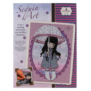 Santoro Gorjuss Sequin Art Σετ Χειροτεχνίας με Πούλιες Puddles of Love 1715, χειροτεχνίες, χειροτεχνίες για παιδιά, κατασκευές, καλλιτεχνικά, εκπαιδευτικά παιχνίδια, ζωγραφική, ζωγραφιές, παιδαγωγικά, εκπαιδευτικά, παιδαγωγικά παιχνίδια, καλλιτεχνικά, παιχνιδια, πεχνιδια, paixnidia gia koritsia, παιχνιδια για παιδια, παιδικα παιχνιδια, santoro, santoro gorjuss τσαντες, santoro gorjuss bags, santoro gorjuss κασετινες, gorjuss story, santoro gorjuss πορτοφολια, gorjuss santoro ελλαδα, santoro πορτοφολια, santoro κασετινες, santoro gorjuss bags, santoro london, santoro gorjuss 1715