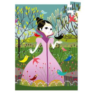 Djeco Μίνι Παζλ 'Πριγκίπισσα Elvira' (60 τμχ), djeco, djeco 07672, pazl djeco, παζλ djeco, παιδικά παζλ, παζλ για παιδιά, pazl, puzzle, puzzles, παιχνίδια με παζλ, παζλ games, παζλ για κορίτσια, παζλ για παιδιά, παιδικά παιχνίδια, δώρα, δώρο, επιτραπέζια, παιχνίδια για κορίτσια, παιχνίδια για αγόρια
