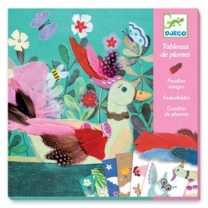Djeco Κολάζ 'Πουλιά με πούπουλα', χειροτεχνίες, χειροτεχνίες για παιδιά, κατασκευές, καλλιτεχνικά, εκπαιδευτικά παιχνίδια, ζωγραφική, ζωγραφιές, παιδαγωγικά, εκπαιδευτικά, παιδαγωγικά παιχνίδια, καλλιτεχνικά, παιχνιδια, πεχνιδια, paixnidia gia koritsia, παιχνιδια για αγορια, paixnidia gia agoria, παιχνιδια για παιδια, παιδικα παιχνιδια, djeco, djeco παιχνίδια, djeco παζλ, djeco online shop, παιχνίδια djeco αθήνα, djeco θεσσαλονικη, djeco 09405