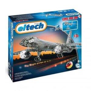 Eitech Μεταλλική κατασκευή 'Αεροπλάνο', Eitech, eitech 00010, σετ κατασκευής, κατασκευή, κατασκευές, κατασκευες, κατασκευεσ, κατασκευη, φτιαξτο, παιδικες κατασκευες, ειδη χομπυ, kataskeues