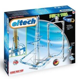 Eitech Μεταλλική κατασκευή 'Τόμπογκαν' (340 τμχ), Eitech, eitech 00610, σετ κατασκευής, κατασκευή, κατασκευές, κατασκευες, κατασκευεσ, κατασκευη, φτιαξτο, παιδικες κατασκευες, ειδη χομπυ, kataskeues