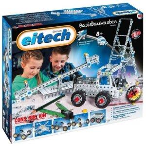 Eitech Βασικό Σετ Μεταλλικών Κατασκευών (270 τμχ), Eitech, eitech 00006, σετ κατασκευής, κατασκευή, κατασκευές, κατασκευες, κατασκευεσ, κατασκευη, φτιαξτο, παιδικες κατασκευες, ειδη χομπυ, kataskeues