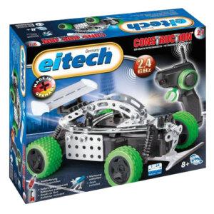 Eitech Μεταλλική κατασκευή Τηλεκατευθυνόμενο 'Desert Truck 2.4 GHZ', Eitech, eitech 00025, σετ κατασκευής, κατασκευή, κατασκευές, κατασκευες, κατασκευεσ, κατασκευη, φτιαξτο, παιδικες κατασκευες, ειδη χομπυ, kataskeues