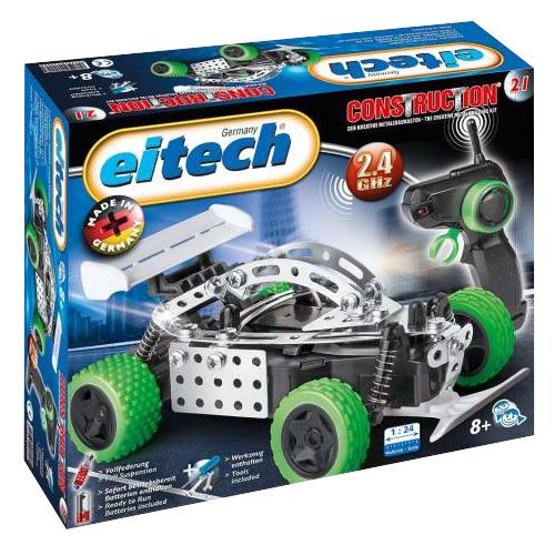 Eitech Μεταλλική κατασκευή Τηλεκατευθυνόμενο 'Desert Truck 2.4 GHZ'