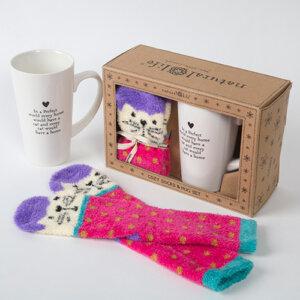 Σετ Δώρου Κούπα & Κάλτσες