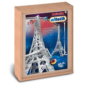 Eitech Μεταλλική κατασκευή 'Πύργος του Άιφελ', Eitech, eitech 00033, σετ κατασκευής, κατασκευή, κατασκευές, κατασκευες, κατασκευεσ, κατασκευη, φτιαξτο, παιδικες κατασκευες, ειδη χομπυ, kataskeues
