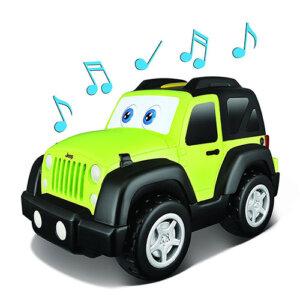 "Bburago Junior Αυτοκινητάκι ""Jeep Wrangler"" Touch & Go με ήχο, αυτοκινητάκια Bburago, αυτοκίνητα Bburago, autokinita Bburago, αυτοκινητάκια, αυτοκίνητα, autokinitakia, αυτοκίνητα, pexnidia aftokinitakia, παιχνίδια Bburago, Bburago, Bburago 16-81531"