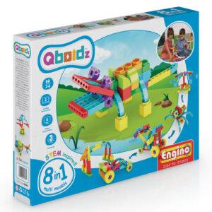 ENGINO QBOIDZ 8 σε 1 (ΑΛΙΓΑΤΟΡΑΣ), στοίβα, τουβλάκια, ξύλινα παιχνίδια, παιχνίδια ισορροπίας, παιχνίδι ισορροπίας, βρεφικά, βρεφικά παιχνίδια, παιχνίδια, παιχνιδια, δώρα, δώρο, δώρα για παιδιά, δώρα για παιδιά, οικολογικά παιχνίδια, έξυπνα παιχνίδια, παιχνίδια για παιδιά, παιχνίδια για αγόρια, παιχνίδια για κορίτσια, εκπαιδευτικά παιχνίδια, παιδαγωγικά παιχνίδια, playmobil, plan toys, engino toys, engino robotics, toys cyprus, engino cyprus, engino παιχνιδια, παιχνιδια κατασκευων για κοριτσια, παιχνιδια κατασκευων για αγορια, ρομποτική, ρομποτική για παιδιά, έξυπνα παιχνίδια, εκπαιδευτικά παιχνίδια για παιδιά, εκπαιδευτικά, παιδαγωγικά, επιστημονικά παιχνίδια, paixnidia, pexndia, παιχνιδια, παιχνίδια, παιδικα παιχνιδια, παιχνίδια για κορίτσια, παιχνιδια για κοριτσια, παιχνιδια για αγορια, παιχνιδια για παιδια, engino, engino qboidz