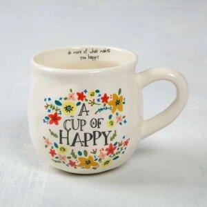 "Natural Life Κεραμική Κούπα ""A cup of Happy"", γυναικεια, koypes, γυναικειο, φλυτζανι καφε συμβολα, κεικ σε κουπα, καφε για διαβασμα, flitzani, σετ τσαγιου, φλυτζανι τσαγιου, κουπα καφε, φλυτζανια, φλυτζανι καφε, φλιτζάνι, κουπεσ, κουπεσ καφε, φλυτζανι, φλυτζανια τσαγιου, φλυτζανια καφε, koupes, φλιτζανια, δωρα, δωρο πασχα, πρωτοτυπο, δωρο χριστουγεννων, δωρα χριστουγεννων, δωρα γενεθλιων, χριστουγεννιατικα δωρα, πρωτοτυπα δωρα, δωρα για το σπιτι, τι δωρο να παρω στην κολλητη μου, χειροποιητα χριστουγεννιατικα δωρα, δωρα γενεθλιων για φιλη, το καλυτερο δωρο, ιδέεσ για δώρα γενεθλίων, natural life, natural life greece, graffiti, graffiti 51087"