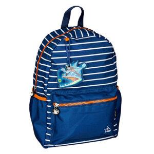 """Τσάντα Νηπιαγωγείου """"Sharky"""" (με Μίνι Φως LED), τσάντες πλάτης, τσάντες, σακίδιο πλάτης πολυθεσιακό, τσάντες νηπίου, τσάντα νηπιαγωγείου, τσάντα, πολυθεσιακά σακίδια, πολυθεσιακό σακίδιο, τσάντα πλάτης, σχολική τσάντα, σακίδιο, σχολικά, sxolika, σχολικά είδη, tsanta, tsantes, spiegelburg, spiegelburg 14548"""