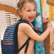 Τσάντα Νηπιαγωγείου «Sharky» (με Μίνι Φως LED)