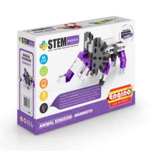 Engino ANIMAL KINGDOM: MAMMOTH, playmobil, plan toys, engino toys, engino robotics, toys cyprus, engino cyprus, engino παιχνιδια, παιχνιδια κατασκευων για κοριτσια, παιχνιδια κατασκευων για αγορια, ρομποτική, ρομποτική για παιδιά, έξυπνα παιχνίδια, εκπαιδευτικά παιχνίδια για παιδιά, εκπαιδευτικά, παιδαγωγικά, επιστημονικά παιχνίδια, paixnidia, pexndia, παιχνιδια, παιχνίδια, παιδικα παιχνιδια, παιχνίδια για κορίτσια, παιχνιδια για κοριτσια, παιχνιδια για αγορια, παιχνιδια για παιδια, engino, engino sh11