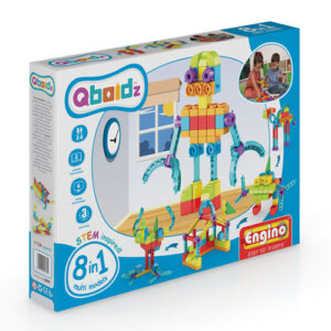 ENGINO QBOIDZ 8 σε 1 (ALIEN ROBOT), στοίβα, τουβλάκια, ξύλινα παιχνίδια, παιχνίδια ισορροπίας, παιχνίδι ισορροπίας, βρεφικά, βρεφικά παιχνίδια, παιχνίδια, παιχνιδια, δώρα, δώρο, δώρα για παιδιά, δώρα για παιδιά, οικολογικά παιχνίδια, έξυπνα παιχνίδια, παιχνίδια για παιδιά, παιχνίδια για αγόρια, παιχνίδια για κορίτσια, εκπαιδευτικά παιχνίδια, παιδαγωγικά παιχνίδια, playmobil, plan toys, engino toys, engino robotics, toys cyprus, engino cyprus, engino παιχνιδια, παιχνιδια κατασκευων για κοριτσια, παιχνιδια κατασκευων για αγορια, ρομποτική, ρομποτική για παιδιά, έξυπνα παιχνίδια, εκπαιδευτικά παιχνίδια για παιδιά, εκπαιδευτικά, παιδαγωγικά, επιστημονικά παιχνίδια, paixnidia, pexndia, παιχνιδια, παιχνίδια, παιδικα παιχνιδια, παιχνίδια για κορίτσια, παιχνιδια για κοριτσια, παιχνιδια για αγορια, παιχνιδια για παιδια, engino, engino qboidz