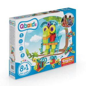 ENGINO QBOIDZ 8 σε 1 (ΚΟΥΚΟΥΒΑΓΙΑ), στοίβα, τουβλάκια, ξύλινα παιχνίδια, παιχνίδια ισορροπίας, παιχνίδι ισορροπίας, βρεφικά, βρεφικά παιχνίδια, παιχνίδια, παιχνιδια, δώρα, δώρο, δώρα για παιδιά, δώρα για παιδιά, οικολογικά παιχνίδια, έξυπνα παιχνίδια, παιχνίδια για παιδιά, παιχνίδια για αγόρια, παιχνίδια για κορίτσια, εκπαιδευτικά παιχνίδια, παιδαγωγικά παιχνίδια, playmobil, plan toys, engino toys, engino robotics, toys cyprus, engino cyprus, engino παιχνιδια, παιχνιδια κατασκευων για κοριτσια, παιχνιδια κατασκευων για αγορια, ρομποτική, ρομποτική για παιδιά, έξυπνα παιχνίδια, εκπαιδευτικά παιχνίδια για παιδιά, εκπαιδευτικά, παιδαγωγικά, επιστημονικά παιχνίδια, paixnidia, pexndia, παιχνιδια, παιχνίδια, παιδικα παιχνιδια, παιχνίδια για κορίτσια, παιχνιδια για κοριτσια, παιχνιδια για αγορια, παιχνιδια για παιδια, engino, engino qboidz