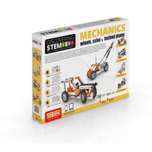Engino STEM MECHANICS: WHEELS, AXLES & INCLINED PLANES, playmobil, plan toys, engino toys, engino robotics, toys cyprus, engino cyprus, engino παιχνιδια, παιχνιδια κατασκευων για κοριτσια, παιχνιδια κατασκευων για αγορια, ρομποτική, ρομποτική για παιδιά, έξυπνα παιχνίδια, εκπαιδευτικά παιχνίδια για παιδιά, εκπαιδευτικά, παιδαγωγικά, επιστημονικά παιχνίδια, paixnidia, pexndia, παιχνιδια, παιχνίδια, παιδικα παιχνιδια, παιχνίδια για κορίτσια, παιχνιδια για κοριτσια, παιχνιδια για αγορια, παιχνιδια για παιδια, engino, engino stem02