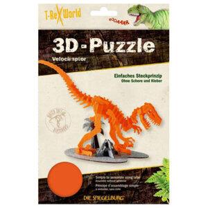 """3D παζλ Velociraptor """"T-Rex World"""", 3D παζλ, 3D puzzle, 3D pazl, παζλ, pazl, puzzle, 3D puzzle, 3D παζλ, παζλ, puzzles, τανκ 3D, παιδικά παιχνίδια, παιχνίδια, παιχνιδια, παιχνίδια για κορίτσια, παιχνίδια για αγόρια, επιτραπέζια, παιχνίδια με παζλ, δώρα, δώρο, spiegelburg, spiegelburg 12640"""