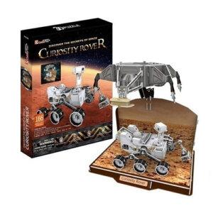 Παζλ 3D Curiosity Rover 166 τμχ (P652h), 3D παζλ, 3D puzzle, 3D pazl, παζλ, pazl, puzzle, 3D puzzle, 3D παζλ, παζλ, puzzles, τανκ 3D, παιδικά παιχνίδια, παιχνίδια, παιχνιδια, παιχνίδια για κορίτσια, παιχνίδια για αγόρια, επιτραπέζια, παιχνίδια με παζλ, δώρα, δώρο, cubic fun toys, P652h
