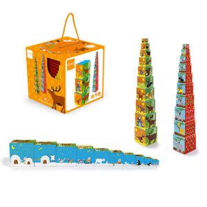 Scratch Europe Κυβάκια Στοίβαξης Animals of the World, παιχνιδια φροντιδα, παιχνιδια με μωρα φροντιδα, βρεφικα παιχνιδια, βρεφικα, παιδικα αξεσουαρ, pexnidia, παιχνιδια, βρεφικά, βρεφικα, παιχνίδι, paidika paixnidia, παιδικά παιχνίδια, παιχνίδια παιδικά, βρεφικά παιχνίδια, scratch europe, scratch europe greece, scratch europe 6181034