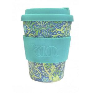 Ποτήρι Bamboo με Καπάκι Ecoffee Cup William Morris Seaweed Marine 340ml 600602, θερμος bamboo, θερμοι bamboo, thermoi bamboo, thermos bamboo, γυναικεια, koypes, γυναικειο, φλυτζανι καφε συμβολα, φλυτζανι συμβολα, πορσελανη, flitzani, σετ τσαγιου, θερμοσ, φλυτζανι τσαγιου, κουπα καφε, φλυτζανια, φλυτζανι καφε, φλιτζάνι, κουπεσ, κουπεσ καφε, φλυτζανι, φλυτζανια τσαγιου, φλυτζανια καφε, koupes, φλυτζανι καφε διαβασμα, φλιτζανια, ποτηρια, δωρα γενεθλιων, ειδη τσαγιου, ειδη καφε, σετ ποτηρια, ειδη κουζινασ, καταστηματα e shop, κουτια για δωρα, ειδη για το σπιτι, πλαστικα ποτηρια καφε, ποτηρια πλαστικα, κουτια δωρων, κεραμικα, κουπα, Ecoffee 600602