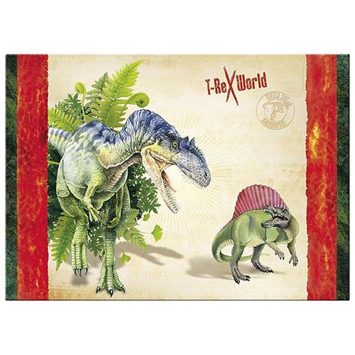 Κάλυμμα Γραφείου «T-Rex World»