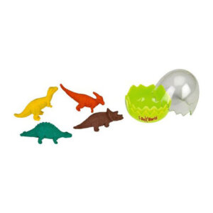 """Σετ 4 Γόμες """"T-Rex World"""", γόμα, γόμες, ξύστρα, ξύστρες, grafikes yles, γραφικές ύλες, σχολικά, sxolika, σχολικά είδη, molivia, spiegelburg, spiegelburg 11614"""