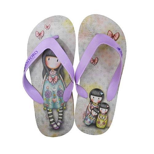 Santoro Gorjuss Παιδικές Σαγιονάρες – Seven Sisters (4 Μεγέθη)