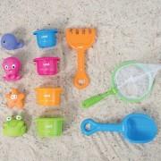 Ludi Πισίνα με παιχνιδάκια για την άμμο