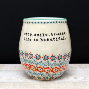 "Natural Life Ποτήρι για οδοντόβουρτσες ""Stop. Smile. Breathe.Life is beautiful"", επιπλα μπανιου, ειδη, σαουνα, ειδη υγιεινης, μπανιερεσ, epipla mpaniou, μπανια, κουρτινεσ μπανιου, ανακαινιση μπανιου, ντουλαπια μπανιου, διακοσμηση μπανιου, μπαταριεσ μπανιου, ειδη υγιεινησ, πλακακια μπανιου, πλακακια δαπεδου, πλακακια, ειδη μπανιου, αξεσουαρ μπανιου, μπανιο, νιπτηρεσ μπανιου, καθρεπτεσ μπανιου, mpanio, πλακακια ρετρο, ειδη υγιεινησ θεσσαλονικη, επιπλα μπανιου θεσσαλονικη, μπανια διακοσμηση, μικρο μπανιο, ειδη υγιεινησ αθηνα, μικρα μπανια, μοντερνα μπανια, epiplo mpaniou, οικια και διακοσμηση, σπιτι και διακοσμηση, natural life, natural life greece, graffiti 29820"